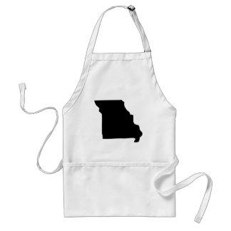 American State of Missouri Standard Apron