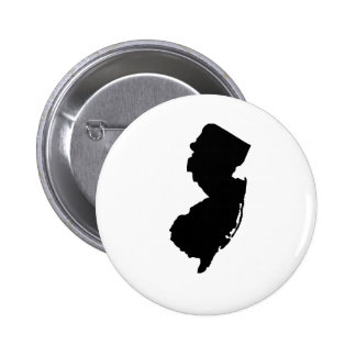 American State of New Jersey Pin