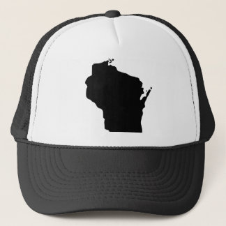 American State of Wisconsin Trucker Hat