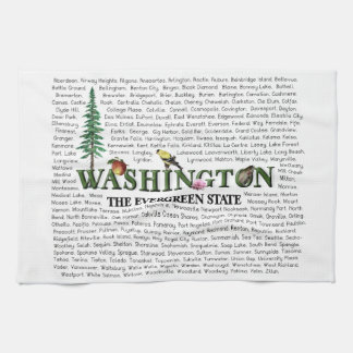 American States - Washington Kitchen Towel
