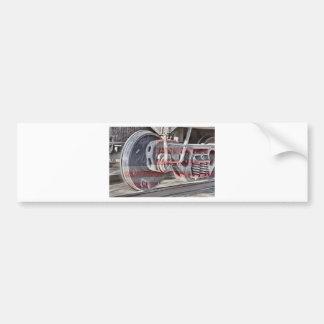 American Steel Bumper Sticker