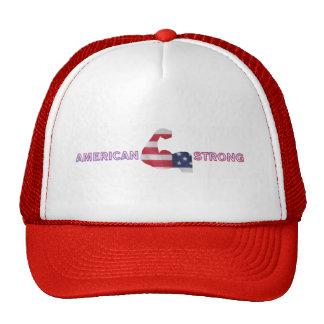 """ American Strong "" Trucker Hats"