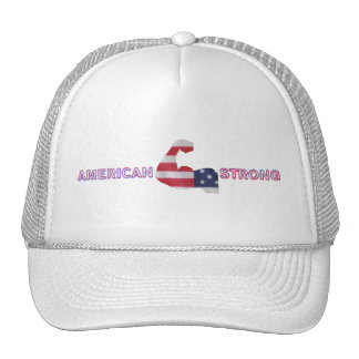 """"""" American Strong """" Hats"""