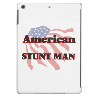 American Stunt Man Case For iPad Air