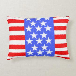 American style-ART fabric Decorative Cushion