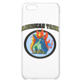 American Tank iPhone 5C Case