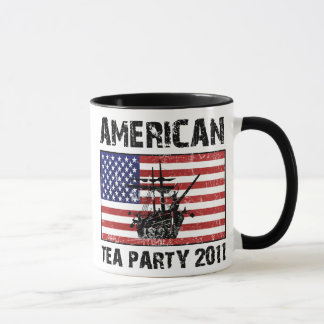 American Tea Party 2011 Mug