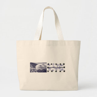 American Tea Party Political Gear Canvas Bags