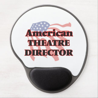 American Theatre Director Gel Mouse Pad