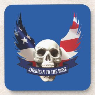American to the Bone Skull Coaster
