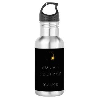 American Total Solar Eclipse  2017 532 Ml Water Bottle