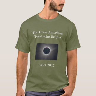 American Total Solar Eclipse - August 21, 2017 T-Shirt