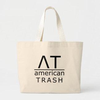 AMERICAN TRASH LARGE TOTE BAG