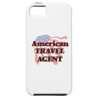 American Travel Agent iPhone 5 Cover