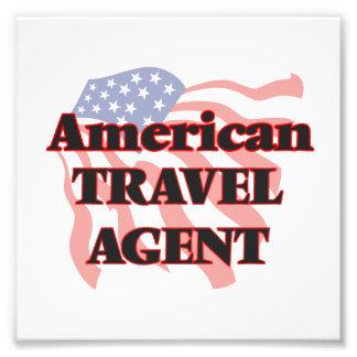 American Travel Agent Photograph