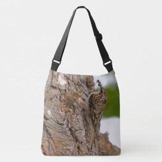 American Treecreeper with Bug Crossbody Bag