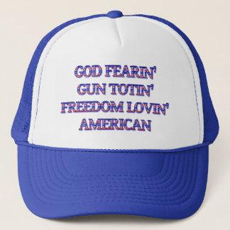 American Trucker Hat