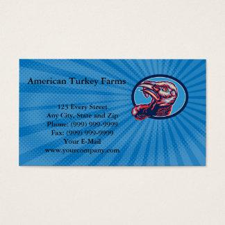 American Turkey Farms Business card