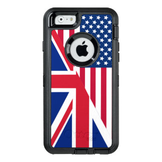 American Union Jack Flag OtterBox iPhone 6/6s Case