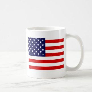American USA Flag Mug