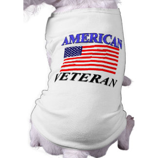 American Veteran Gifts and Merchandise Shirt