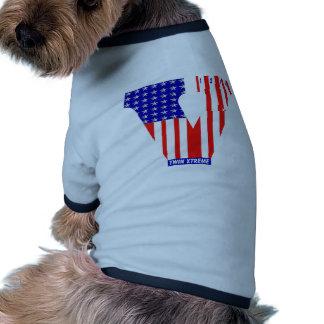 american vtwin flag doggie tee
