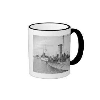 American Warships in Philly, 1910 Mugs