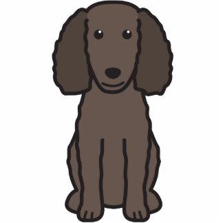 American Water Spaniel Dog Cartoon Acrylic Cut Out