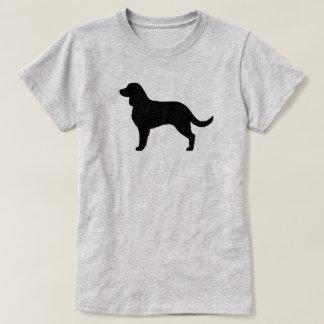 American Water Spaniel Silhouette T-Shirt
