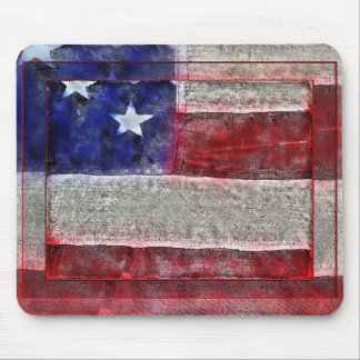 American Way Mouse Pad