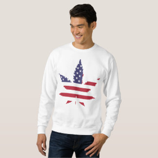 AMERICAN WEED SWEATSHIRT