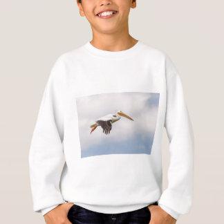 American White Pelican Cruising Sweatshirt