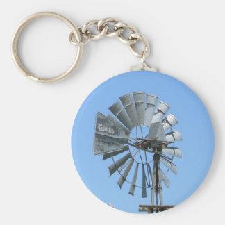 American Windmill 2 Key Ring