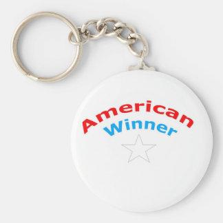 American Winner Key Chain