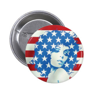 American Woman Buttons