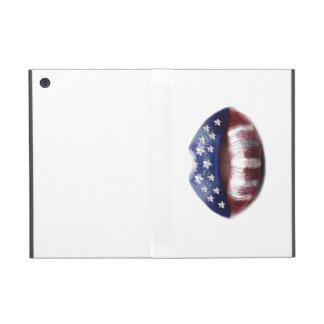 American woman iPad mini cover