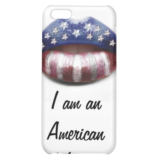American Woman iPhone 5C Cover