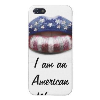 American Woman iPhone 5 Case