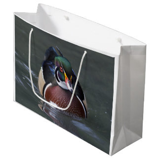 American Wood Duck Gift Bag