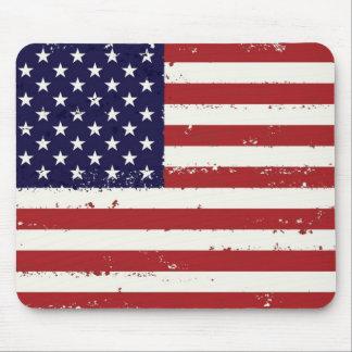 Americana American Flag Mousepad