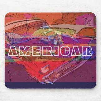 americana, AMERICAR Mouse Pad