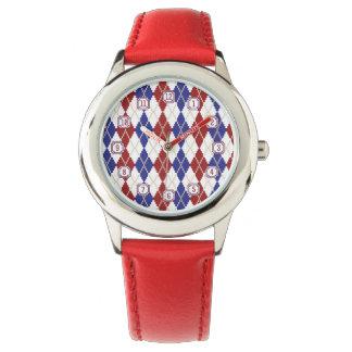 Americana Argyle Watch