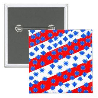 Americana Pinback Buttons