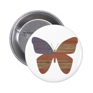 Americana Butterfly Pins