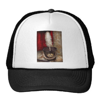 Americana - Celebrating the Marching band Hats