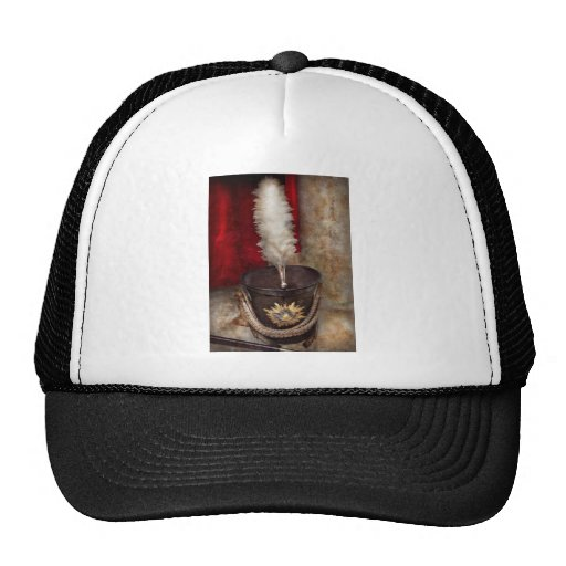 Americana - Celebrating the Marching band Hats