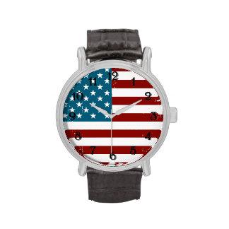 Americana Wrist Watch