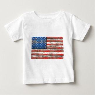 Americana Flag Baby T-Shirt