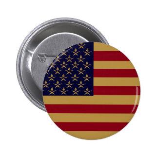 AMERICANA FLAG BUTTON