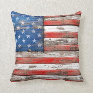 Americana Flag Cushion